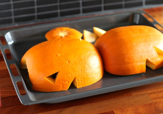 how to cook your halloween pumpkin