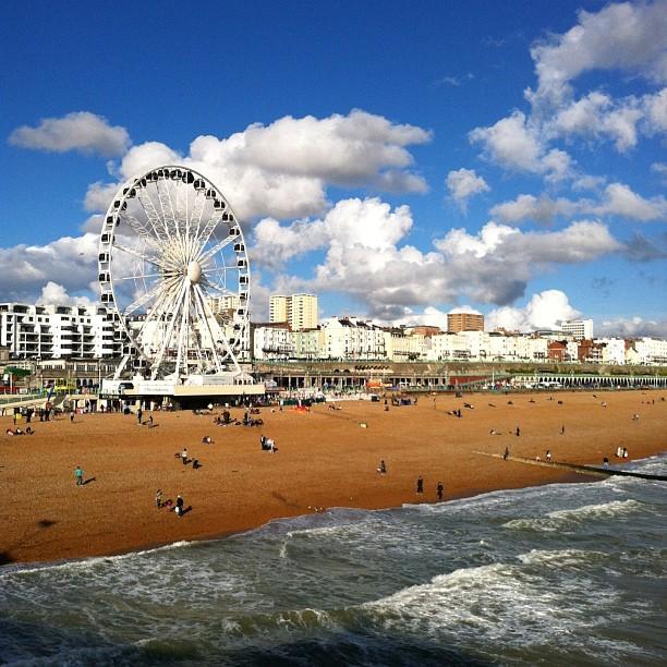 Brighton Beach // The Muffin Myth
