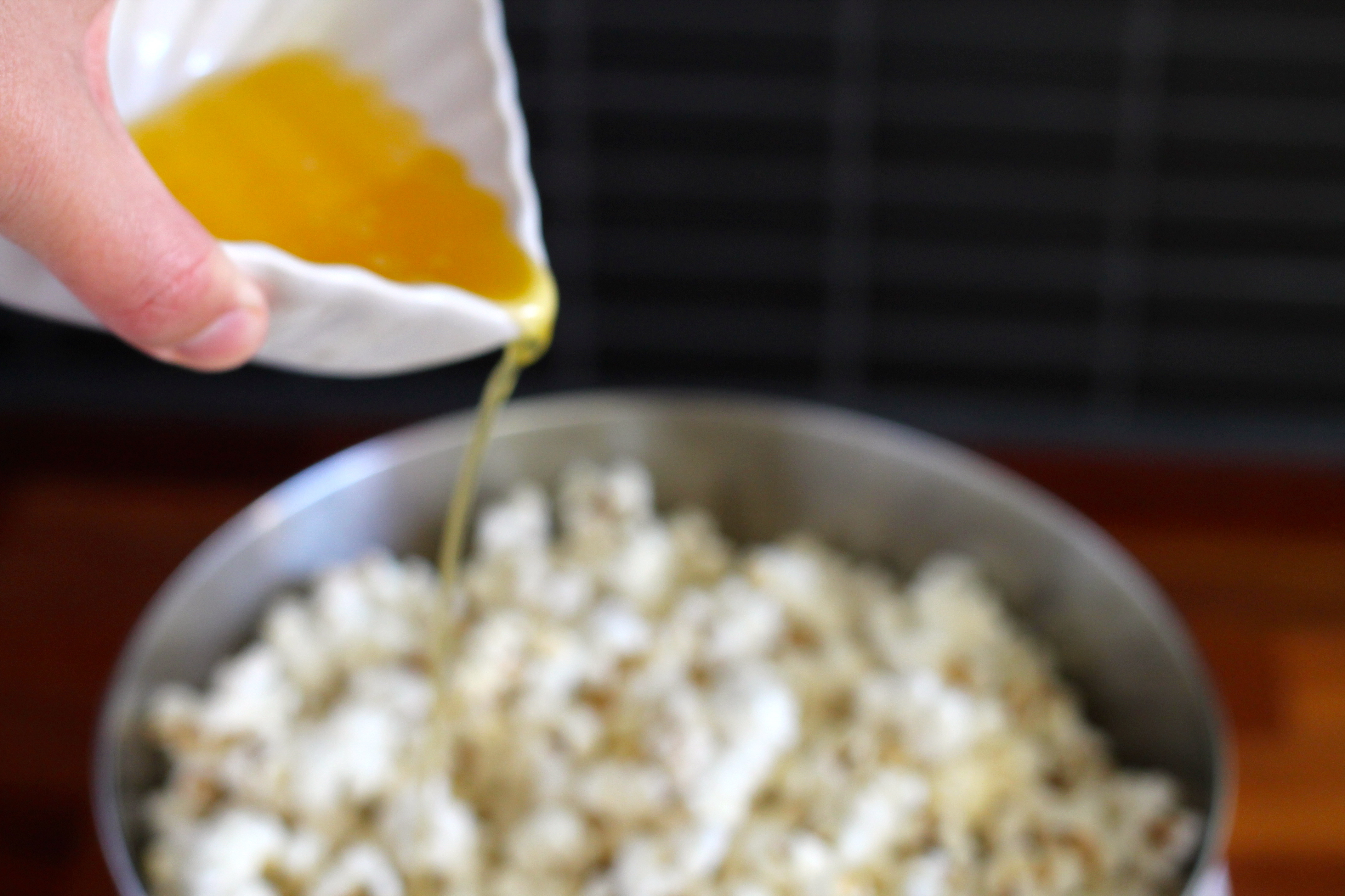 how to pop corn // the muffin myth
