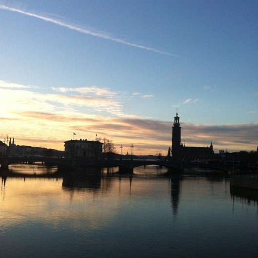 Stockholm City Hall // The Muffin Myth