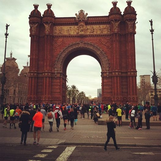 Barcelona Half // The Muffin Myth