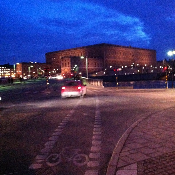stockholm not dark // the muffin myth