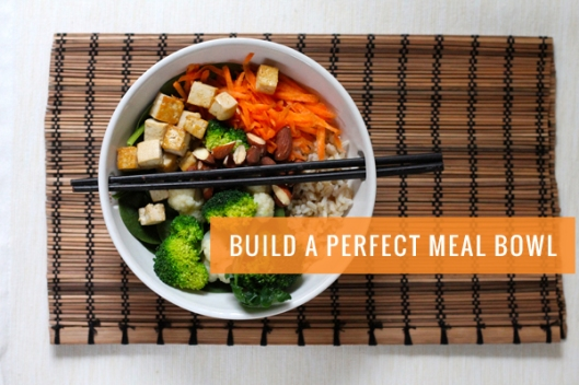 how to build a perfect meal bowl