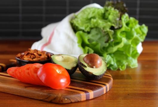 vegan BLAT // the muffin myth