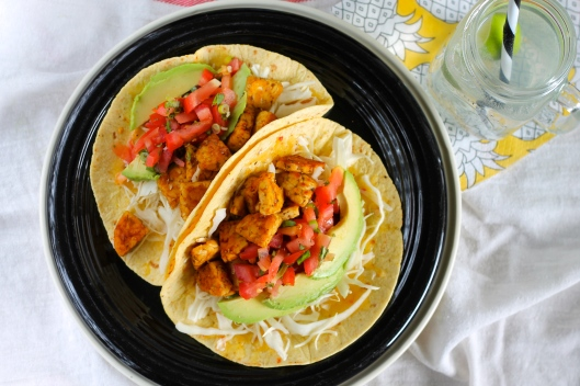 tempeh tacos // the muffin myth