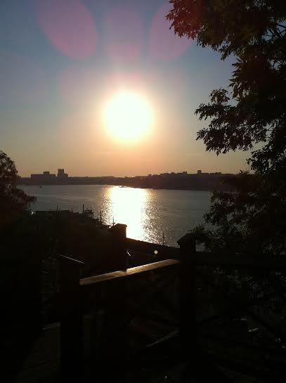 summer sunset // the muffin myth